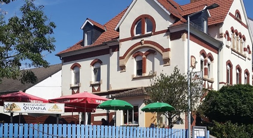 Restaurant Olympia In Kassel